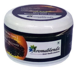 Aromablendz Chocolate Face Scrub