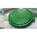 Round Green Frp Manhole Covers