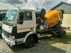 Construction Concrete Mixer Manufacturer From Hyderabad