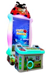 Arcade Game Crazy Beetles - Bug