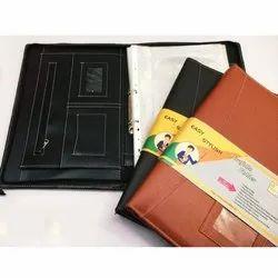 Ring Portfolio Folder