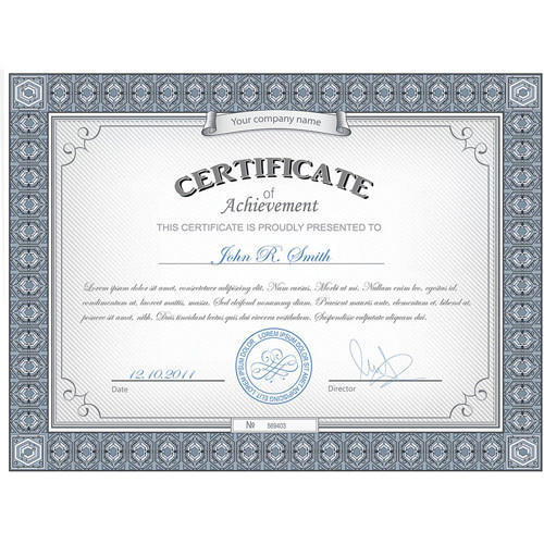 certificate printing services certificate printing certificates