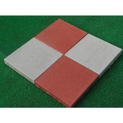 300x300x40mm Concrete Plain Tiles