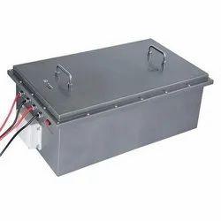 Mahindra Treo Lithium Battery