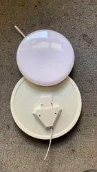 White/Warm White VT UFO 24 Watts Surface Panel Light