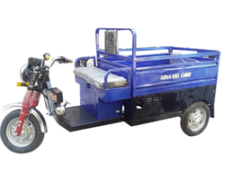 E Cargo Rickshaw