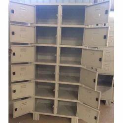 12 Section Locker Almirah