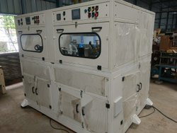 Oil / Coolant Pump Performance Test Rig