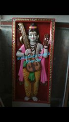 Narad Muni Marble Statue