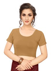 Jelite Plain Stretchable Blouse
