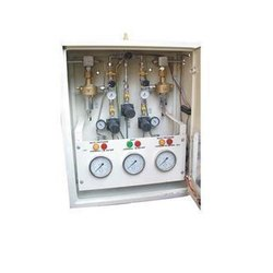 Oxygen Manifold Control Panel