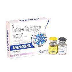 Pacitaxel Nanopancle Injection