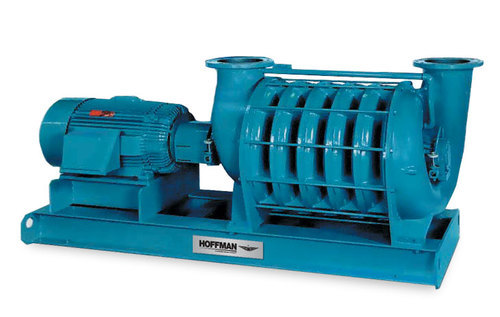Two Stage Centrifugal Blower : Multi stage centrifugal blowers mixrite engineering