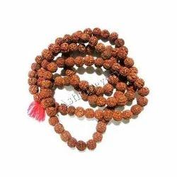 5 Mukhi Rudraksha Mala / Rosary