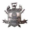 Copper Die Bravery Medal