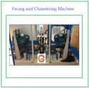 Iyalia Mild Steel Double End Tube/pipe Chamfering Machine, 5hp, Production Capacity: 6 To 10 Pcs