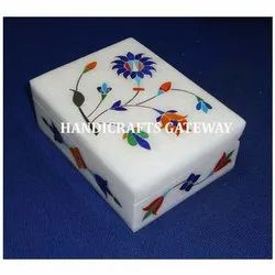 Stone Inlay Box