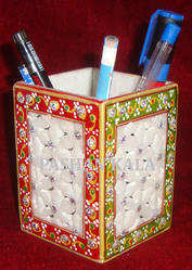 Marble Pen Stand