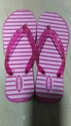 Santro 15 mm Thik Sole Ladies Sleepers, Article Number: SR106, Size: 5-8
