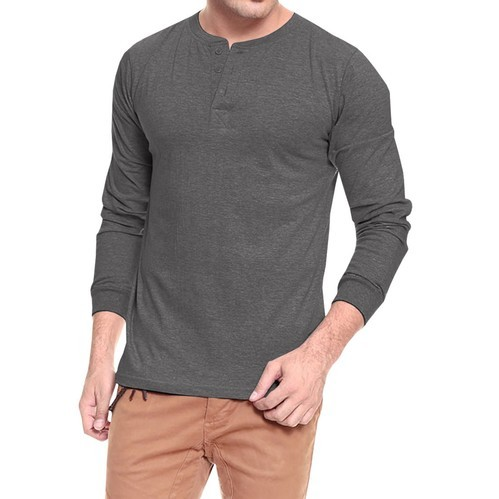 Mens Wear - Mens Full Sleeve T Shirt Manufacturer from Kayalpattinam