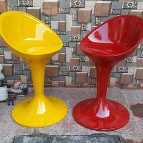 yellow swivel chair wayfair red and yellow bar frp airlift swivel chair chair rs 2200 piece id