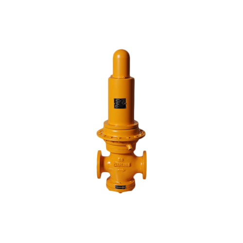 Brass and Bronze Darling Gas Pressure Reducing Valve