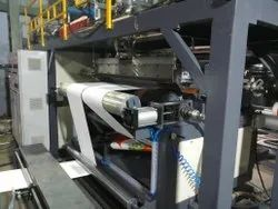 Extrusion Coating & Lamination Line India