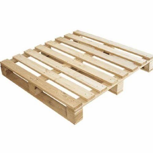 Euro Wooden Pallet, Capacity: 100-150kg, Dimension/size: 2 ...