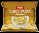Creamy Cheese Quick Pasta