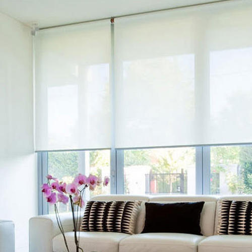 Translucent Roller Blinds For Window Rs 75 Square Feet S