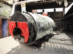 URJEX Make Briquette Fired Steam Boiler