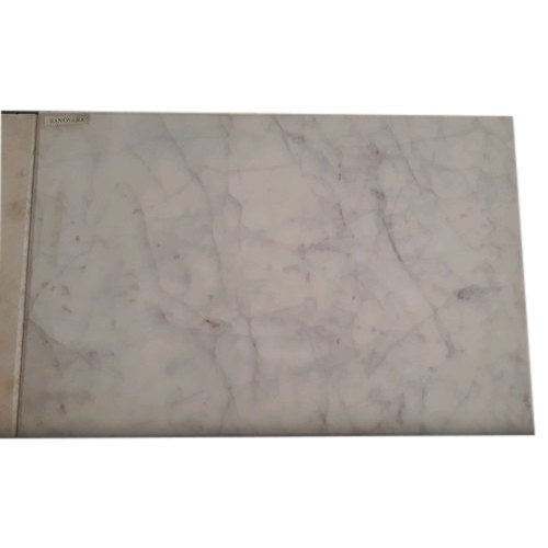 Polished Banswara Marble Tile, Thickness: 20 Mm