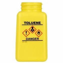 Liquid Toluene Solvent, 20 L, Packaging Type: Plastic Bottle