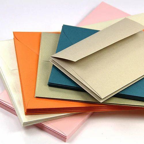 color envelope kagaj ke lifafe क गज क ल फ फ