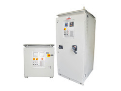 Air Cooled Servo Controlled Voltage Stabilizer- Three Phase