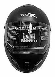 Fiberglass Steelbird Bike Helmet, Size: M