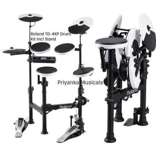 Roland Td 4kp Drum Kit Incl Stand