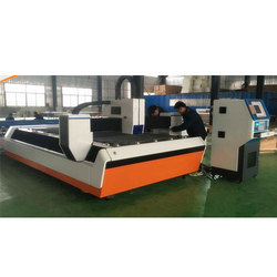 Fiber Metal Sheet Laser Cutting Machine
