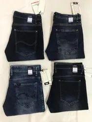 LEE Mens Original Denim Jeans