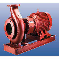 Horizontal Base Mounted Pump