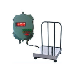 Flame Proof Platform Weighing Machine