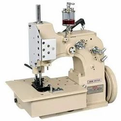 Double Thread Over Seaming Bag Sewing Machine