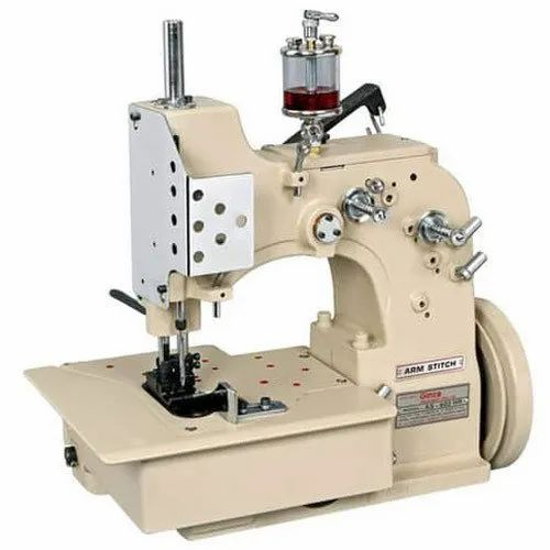 Double Thread Over Seaming Sewing Machine
