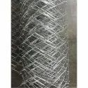Mild Steel Poultry Chain Link Fencing, Packaging Type: Roll, For Defense