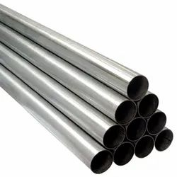 Polished 316 Stainless Steel Round Pipe, Thickness: 4 To 8 Mm, Steel Grade: SS316