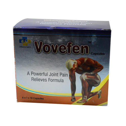 Herbal Vovefen Capsule for Commercial & Personal