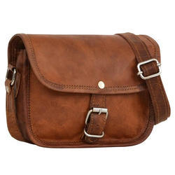 Goat Leather Office Bag