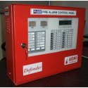 Palex 10 0 Zone Fire Alarm Control Panel