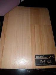 Floors Palace Brown 1.5 mm Wonder Floor PVC Floorings, Size: 2x25 M