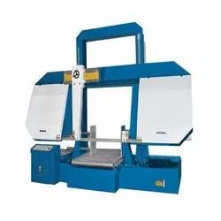 DI-101A Double Column Semi Automatic Horizontal Bandsaw Machine